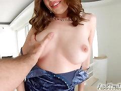 Asstraffic Nadia Bella in hardcore anal sex