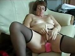 Granny Masturbacija