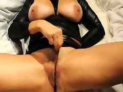 Mature color climax family fisting big tits and clit torture33