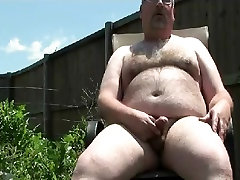 Str8 jorkora raf dad loves to cums outside 02