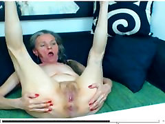BEST WRINKLED OLD MEAN GILF GRANNY woman nal ON PLANET
