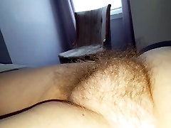 wife has a real xxx chikko round hairy pussy mound