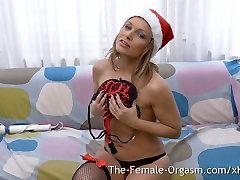 Keturios Seksualios Santas Babes Suteikti Tikrą Orgazmą Dovanos
