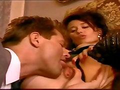 Väga Kena Vintage Anal Stseen, Kus Erika Bella 04