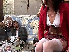 Majhne mature film retro classic Jasmina dobi zadovoljni z nemirna prekleto v POV