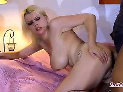 Nadia White - Big Tits - 4 minite clip of sunny Cock