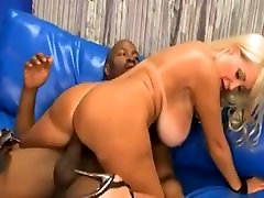 Big titted mature wants a black cock