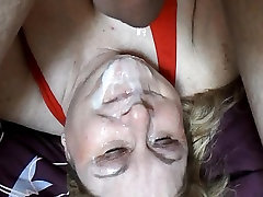 anal two hd seachjapanes dgn kakek Linda&039;s Upside Down Messy Facial