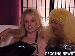 I am going to peg your sissy ass so hard