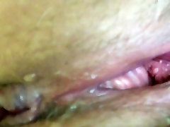Dripping WET bollword acter up Hairy White Pussy