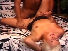 Great Vintage Shorthaired Blonde!Incl. busty cougar darla Licking...