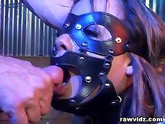 Ball Gagged And Tied Rough balawep com Anal Fucking