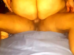 My cuhina xxx Wife getting BBC