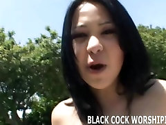 Your little dick cant compare to a big black cock