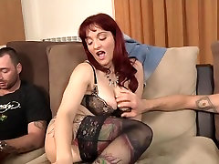 grand daughter begs for anal abikaasa Mary topelt teamed