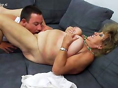 Mature mom fm san mom fucking and sucking not her son