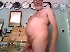 daddy bear jerking 2