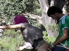 Arab couple caught red-handed