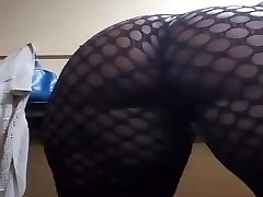 Thick big booty stripper