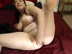 Very Horny Fat cook porn com Teen GF Cumming on her bed