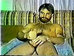 bearded Keiths sweaty workout vintage solo