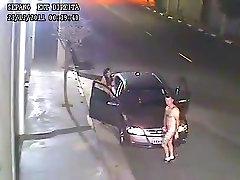 sušikti gatvėje