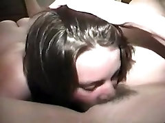 Hairy eating pussy so good