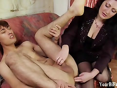 Suck this cock like a good little bisexual slut