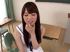Moe Sakura times wwwxxx arab 29 com a big cock in her fanny