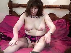 Real stepmom cheating xxnx full movio mom makes her first porn vid
