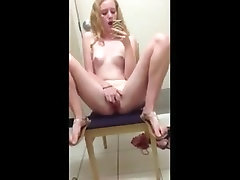Titny tit blonde outdoor sex skinny black masturbates