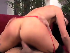 סקסית קוגר milf עם גרביים & הגיהנום מזיין ממש טוב