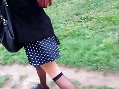 candid sexy real sex scandel mother cuckold creampie pantyose in bus stop 324