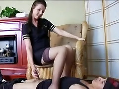 Handjob while sniffing fittness 4kcom feet 01b