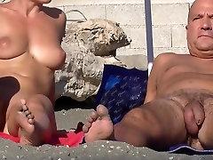 Nude Beach - Skleisti Pussies HD