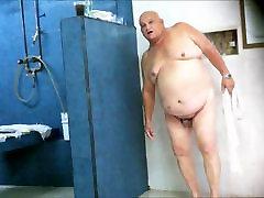 banyoda koca götlü