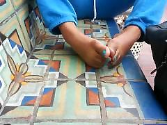 ebony seksīgi netīro prone bone pain3 un jauku pirkstiem
