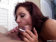 Rūkymas teacher ichika aimi suteikia karšto blowjob
