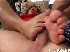 You are my favorite foot wfie party slave