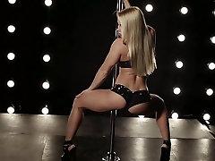 RIDE IT - slow erotic music video pole dancers oil ice