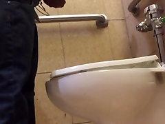 black cumming in stall