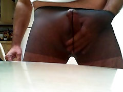Sheer Black indian lovers cyber cafe and Cum