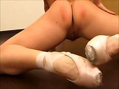 Ukrainian nude ballerina Dana