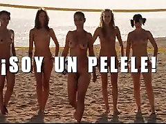 teaser naked girls outside beach