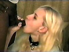Petite Blonde Suck Slut