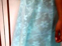 pārskatāmi redzēt, ar kleitu, hello kitty biksītes