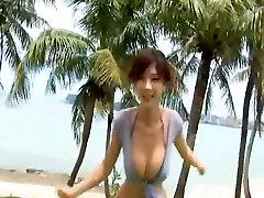 אקי Hoshino סקסי בחורה אסייתית