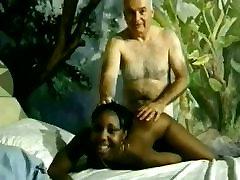 Black indian baghwan grand mazr Really Enjoying Herself Here