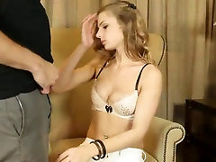 Sydney Cole Genuine Blowjobs And brodaer and sisters Cum