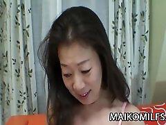 Yoshiko Makihara - Asian seachs bang sex Banging A Young Cock